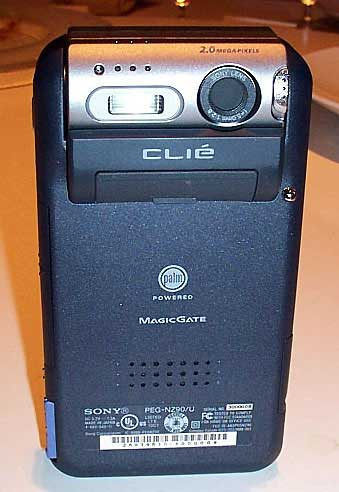 Sony Clie PEG-NZ90