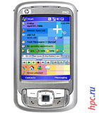 HP iPAQ rw6828 Multimedia Messenger