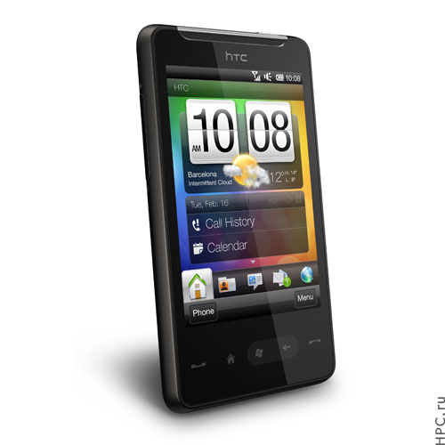 HTC HD Mini (HTC T5555 Photon)
