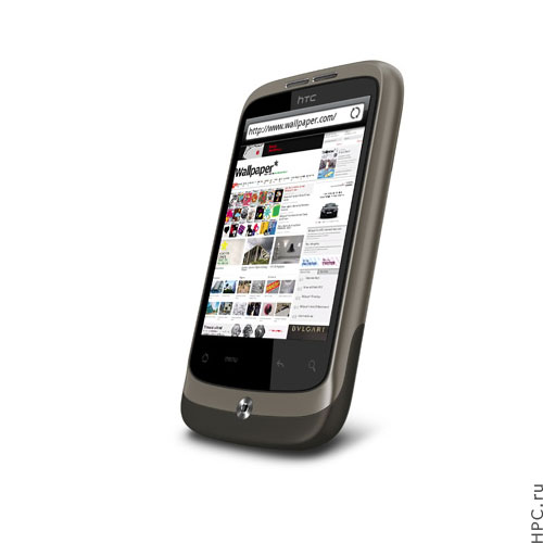 The right way to install an APK application on the HTC Wildfire S