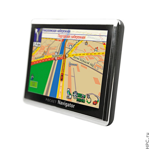 Pocket Navigator MC-500 R2