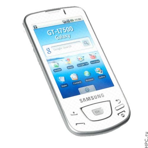 Samsung Galaxy I7500 Rom Galaxo 11 Avaible