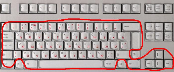 Как сделать так чтобы кнопки f работали без fn