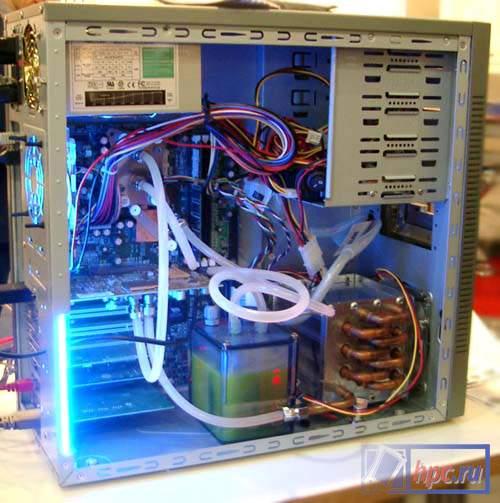 Охлаждения процессора своими руками 65