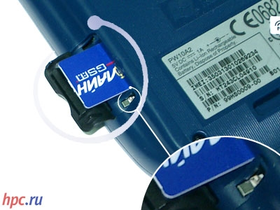 Installation de la carte SIM hwic-3g-gsm