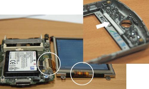 Препарируем HP iPAQ h2210