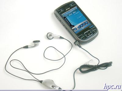 FM-приемник на E-Ten G500