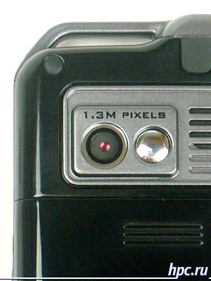 Mio A700: камера