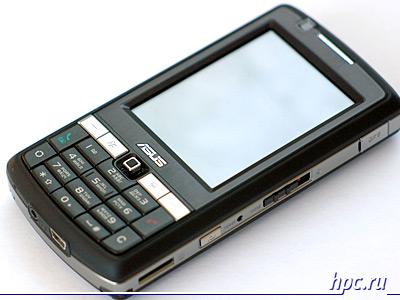 ASUS P750: коммуникатор для перфекционистов :: КПК Pocket ...
