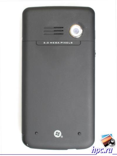 Gigabyte GSmart MW700: задняя панель