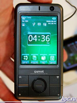 GSmart MS802 latest Gigabyte touch screen 3G phone