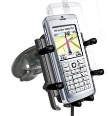 Garmin Mobile 20: автомобильный GPS-комплект для смартфонов