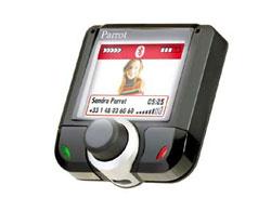 Parrot 3200 Ls-color Plus: Bluetooth-консоль управления телефоном