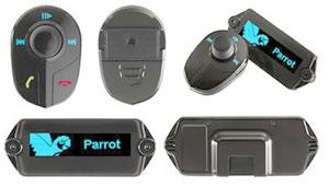 Parrot MK6100 – музыкальный Bluetooth-комплект для автомобилистов