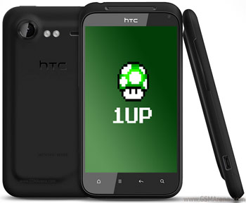 HTC Incredible S получил Android 2.3.5