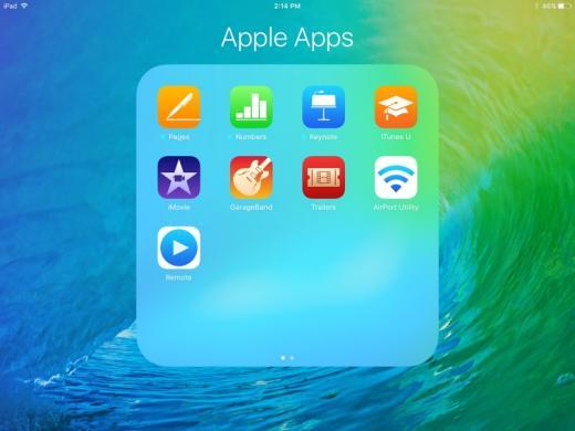 Apple выпустила третью бета-версию iOS 9