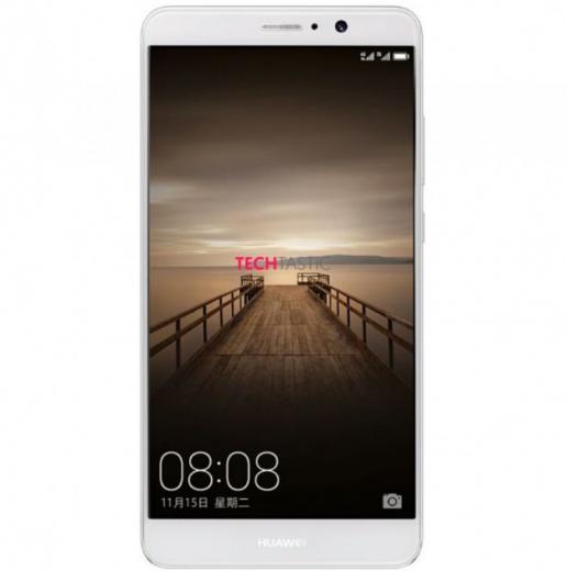 Фотографии Huawei Mate 9 появились впреддверии анонса