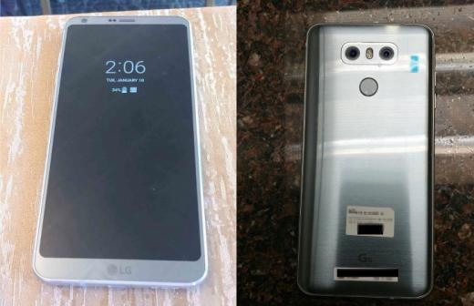 Знакомство сфлагманом: рассекречен новый смартфонLG G6