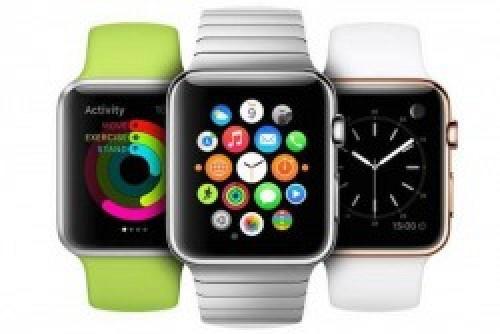 Apple Watch 3 перейдут нановые тачскрины