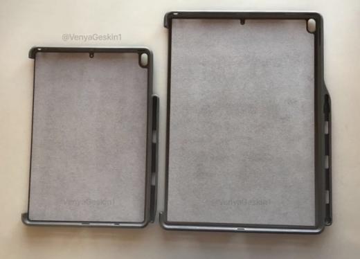 Apple наращивает производство 10,5-дюймового iPad Pro