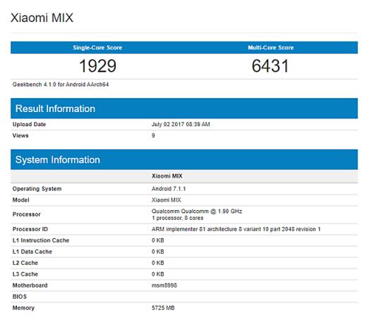 Xiaomi (Сяоми) выпустит новый смартфон, который будет носить имя Chiron
