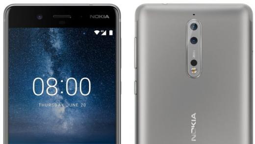 Nokia 8 получит 13-мегапиксельную фронтальную камеру