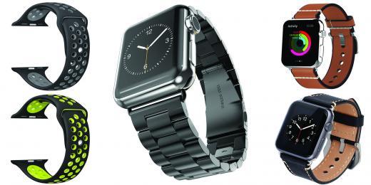 В 2017 ожидаются поставки 15 млн смарт-часов Apple Watch
