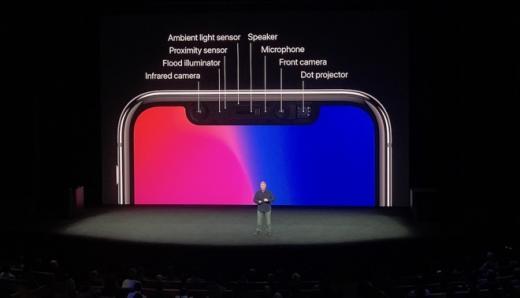 Юзеры покупают iPhone Xради FaceID икрутой камеры