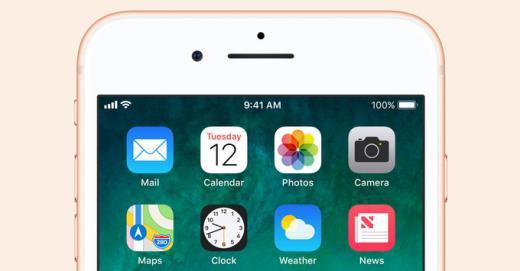 Владельцы iPhone 8 жалуются на проблему с ушным динамиком