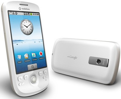 HTC Magic на базе Android