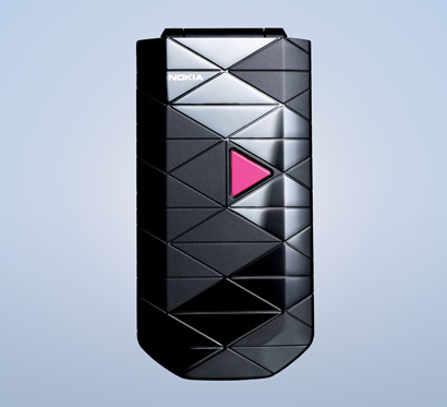 Комлектация Nokia 7070 Prism Black-Blue: телефон, аккумулятор BL-4B, зарядное устройство AC-3, инструкция.