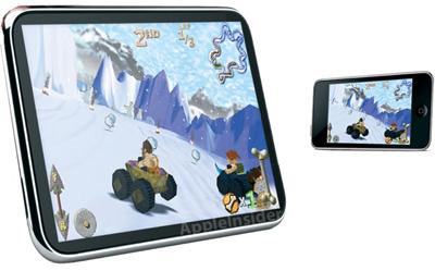Интернет-планшет от Apple должен быть представлен в начале 2010 года