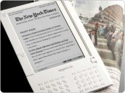 Amazon Kindle станет тоньше и привлекательнее