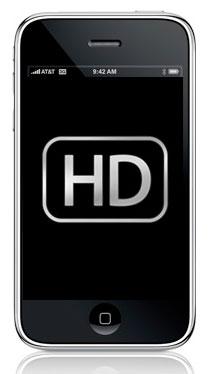 ��������� HD-����� � ����� iPhone?