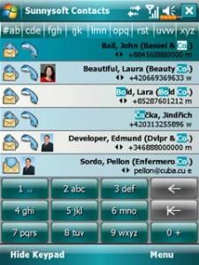 менеджер контактов для Windows - фото 5