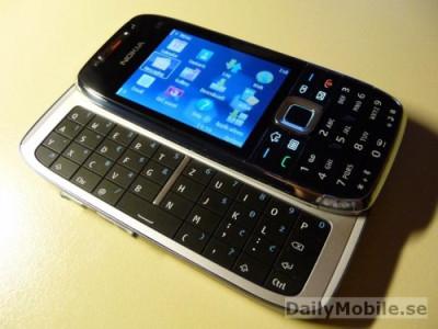 Фотографии смартфона Nokia E75