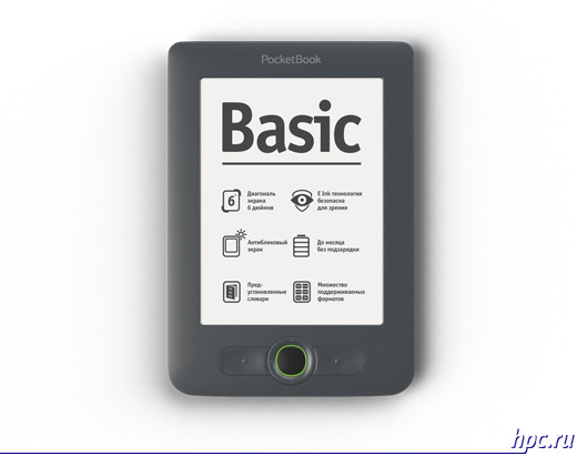 PocketBook Basic New черный